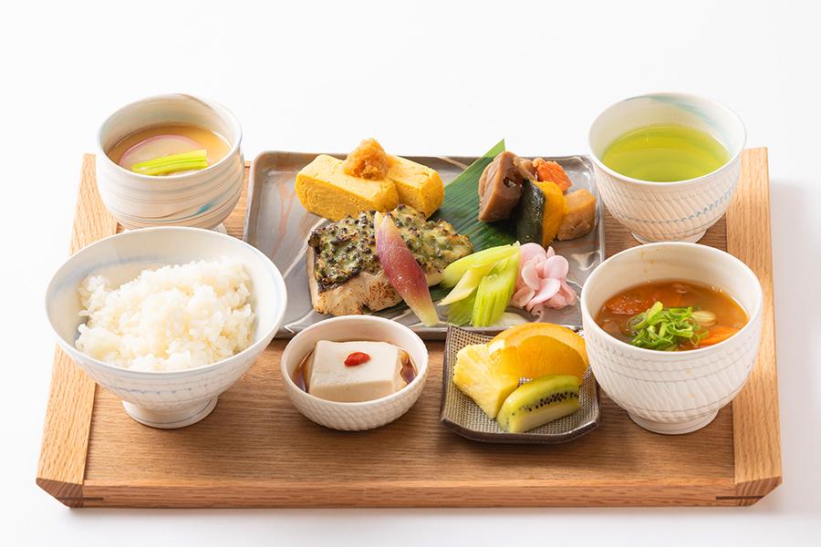 Breakfast for Japanese
