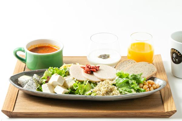 Breakfast for Salad
